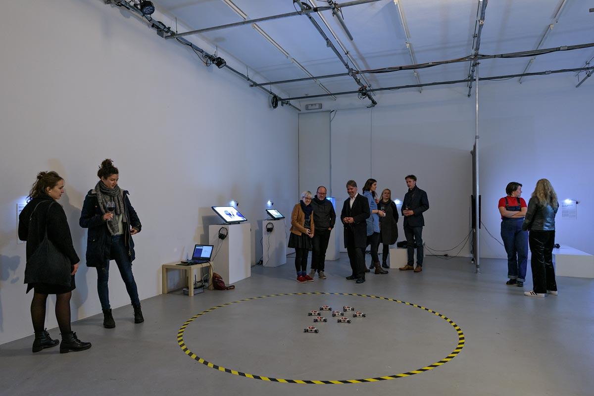 Impakt tentoonstelling  'a world without us'; www.impakt.nl